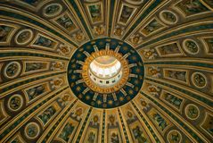 St. Peter church in Vatican Stock Images