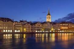 St. Peter church, Zürich Royalty Free Stock Photography