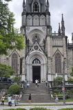 St Peter da catedral de Alcantara em Petropolis, Rio de janeiro Imagens de Stock Royalty Free