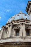 St Peter de Basiliek is een Recente binnen gevestigde Renaissancekerk royalty-vrije stock afbeeldingen