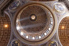 St Peter Dome Royalty Free Stock Photos