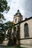 St. Peter e catedral de Paul em Melnik fotografia de stock