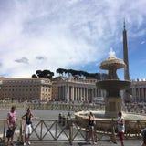 St Peter et x27 ; basilique de s à Ville du Vatican, Rome images libres de droits