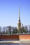 St.Peter et forteresse de Paul Photographie stock