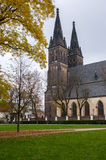 St Peter et St Pauls Church Prague Photo stock