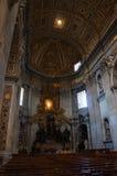 St. Peter interior Stock Photos