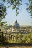 St Peter katedra Obraz Royalty Free