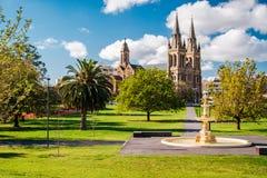 St Peter Kathedrale in Adelaide Lizenzfreie Stockbilder