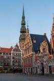 St Peter Kerk Royalty-vrije Stock Fotografie