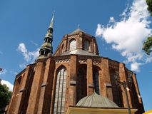 St.Peter kerk stock foto's
