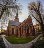 St Peter Kerk Stock Foto
