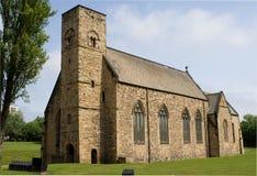 St Peter Kerk, Sunderland Royalty-vrije Stock Afbeeldingen