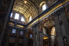 St Peter kościół Zdjęcia Royalty Free