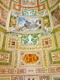 St Peter kupol i Rome Arkivfoton