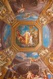 St Peter kupol i Rome Royaltyfria Foton