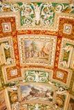 St Peter kupol i Rome Royaltyfria Bilder