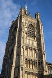 St Peter Mancroft Church em Norwich fotos de stock