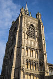 St Peter Mancroft Church in Norwich stock foto's