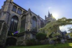 St Peter Mancroft kościół Zdjęcia Royalty Free