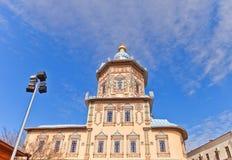 St Peter och Paul Cathedral (1726) i Kazan, Ryssland Royaltyfri Foto