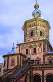 St Peter och Pauls domkyrka Fotografering för Bildbyråer