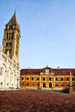 St Peter och St Paul Baisilica, Pecs, Ungern Royaltyfri Bild