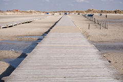 St. Peter-Ording Stock Photography
