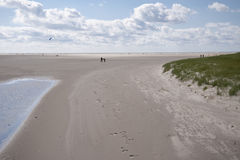 St. peter-ording Royalty Free Stock Image