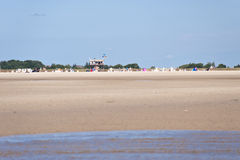 St. Peter-Ording Stock Image