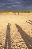 St- Peter-Ording Royalty Free Stock Image