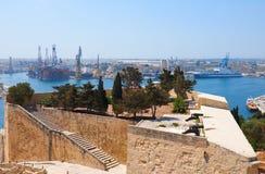 St. Peter & Paul Bastion, Valletta. Malta Royalty Free Stock Image
