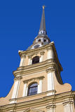 St.Peter and Paul Cathedral Royalty Free Stock Photography