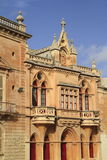 St. Peter & Paul Cathedral in Mdina. Royalty Free Stock Photography