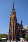 St. Peter and Paul Cathedral, Osijek, Croatia Royalty Free Stock Images