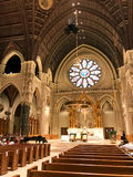 St. Peter & Paul Cathedral, Providence, RI Royalty Free Stock Photo