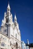 St Peter Paul Church Coit Tower San Francisco Stock Photography