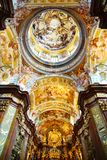 St. Peter and Paul Church in Melk Abbey Royalty Free Stock Photography