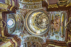 St. Peter and Paul Church in Melk Abbey Royalty Free Stock Images