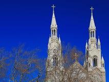St. Peter & Paul Church in San Francisco Royalty Free Stock Photos