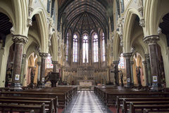 St. Peter and Paul's Church, Cork, England Royalty Free Stock Photography