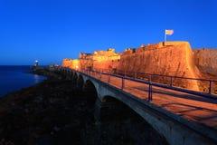 St Peter Port de Guernsey Fotos de Stock Royalty Free