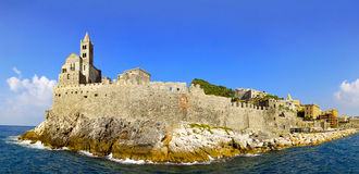 St. Peter Portovenere Royalty Free Stock Photography