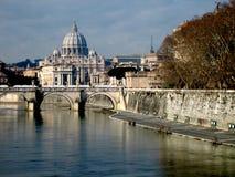 St Peter, Roma Immagini Stock Libere da Diritti