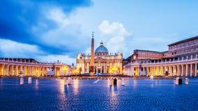 St Peter Rome Image libre de droits