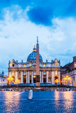 St Peter Rome Royalty Free Stock Images