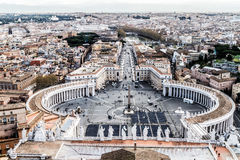 St Peter Rome Royalty Free Stock Photography