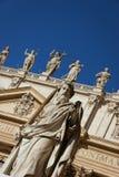St Peter rzeźba fotografia stock