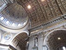 st peter s базилики Стоковая Фотография