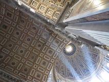 st peter s базилики Стоковые Изображения RF