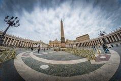 st peter s базилики Стоковое Фото